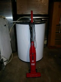 red and black stick vacuum cleaner Arlington, 22202
