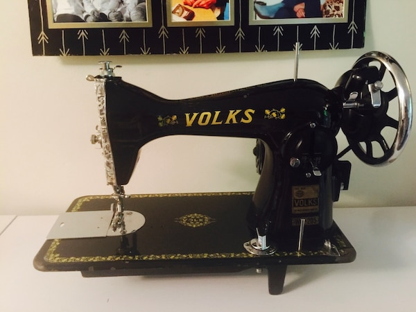 Used 40 Antique German Sewing Machine For Sale In Burnaby Letgo Enchanting 1920 Sewing Machine