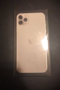 iPhone 11 Pro Max 256GB unlocked Capitol Heights, 20743