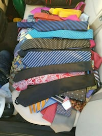 Ties from The Tie Zoo Chantilly, 20152