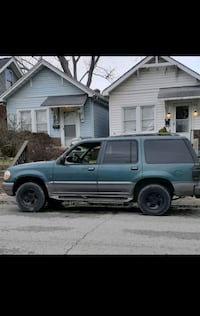 1997 Mercury Mountaineer AWD New Albany