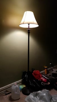 black and white floor lamp Queens, 11372