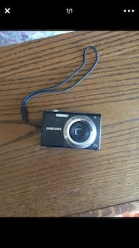 Black samsung coolpix point-and-shoot camera Los Angeles, 91344