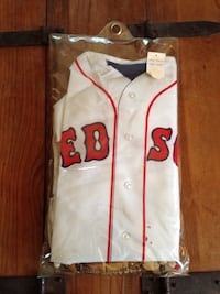Never Used BOSTON RED SOX BBQ Grill Cooking Apron & Glove 343 mi