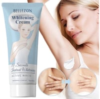 Underarm Whitening Cream,Advanced Brightening With Collages