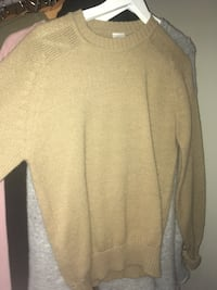 beige knitted sweater Winnipeg, R2H 2T2