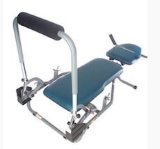 Easy Shaper total body exercise machine