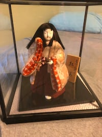 Collectible Japanese Doll.  Obo on price