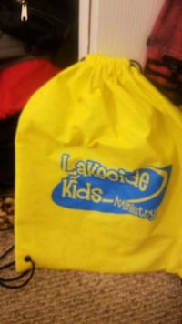 Lakeside Kids Ministry backpack Clinton Township, 48035