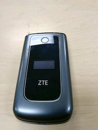 black and gray ZTE android smartphone Fort Lauderdale, 33312