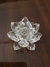 Swarovski Waterlily Candle Holders Coquitlam, V3B 6X6