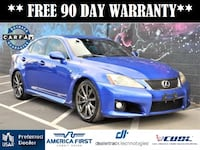 2008 Lexus IS F 8-Speed Direct F-Sport V8 Las Vegas, 89102