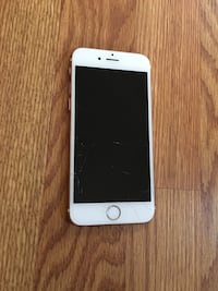 Cracked Rose Gold T-mobile 6S 16gb  Anderson, 29621