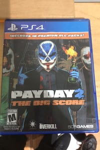Payday2 the big score Germantown, 20876