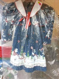 Kids  winter party dress with jacket Thurmont, 21788