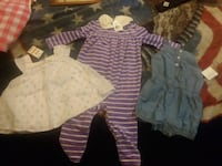 12 month baby girl clothes Dayton, 45404