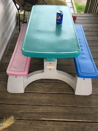 Fisher price picnic table Carmichaels, 15320