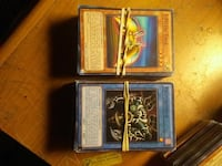 Two decks of cards I don't like or can't use Arlington, 76001