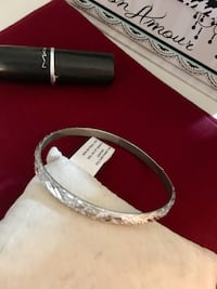 Sterling silver bangles good condition   Calgary, T2Y 4K9