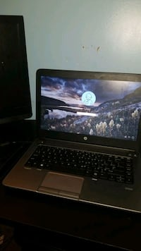 black and gray HP laptop Syracuse, 13202