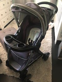 Graco Infant car seat, stroller, and base. Honolulu, 96819