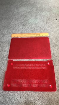 Red 12 inch MacBook case Upper Darby, 19026