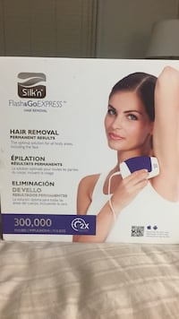 Flash & go hair removal Mississauga, L5W 1G6