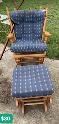 Rocking Chair with foot stool.  Jacksonville, 32246