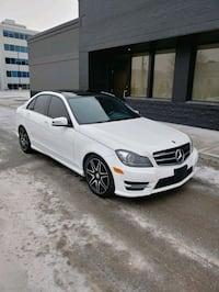 2014 Mercedes C350 4Matic AMG / 12mth Warranty inc Vaughan