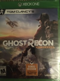 XBox One Tom Clancy's GhostRecon Wildlands w Bonus Hyattsville, 20783