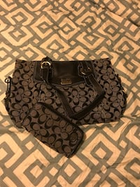 Coach Purse and Wallet (replica) Etters, 17319