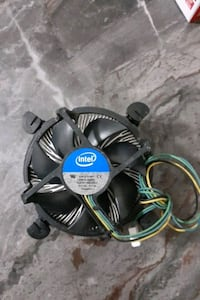 Intel CPU Fan Orjinal
