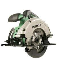new Hitachi power tools (Tools only) no batteries impact driver 45$