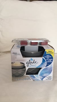 Glade electric warmer and wax melts (apple cinnamon ) Acton, L7J