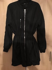 svart zip-up jacka مالمو, 213 68