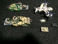 Military micro machines Middletown, 47356