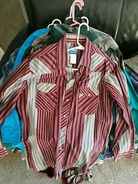 western shirts over 30+ all for 20  La Vista, 68128