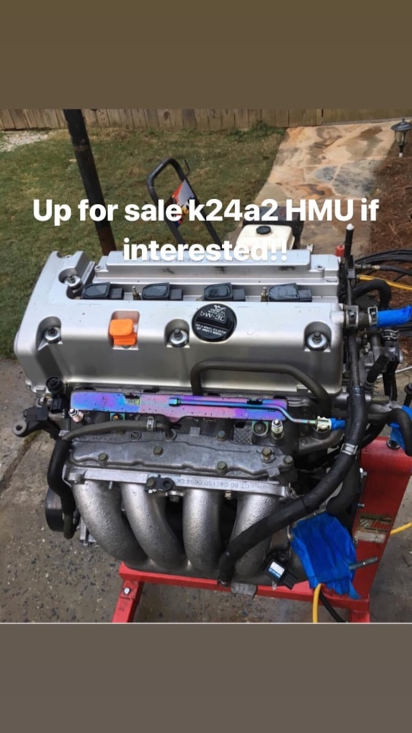 K24a2 motor for sale !!!