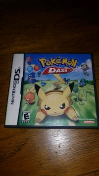 pokeman Dash 3DS Toronto, M3N 1J4