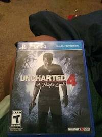 Sony PS4 Uncharted 4 A Thief's End case Norfolk, 23504