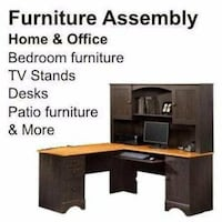 Home & Ofiice Furniture Assembly Services Adelphi