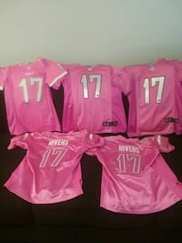 Pink chargers Jerseys  2231 mi
