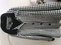 Hounds tooth coat - never worn 742 km