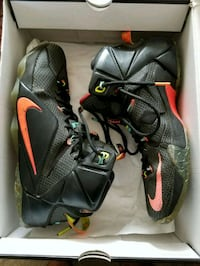 Lebron size 12 Honolulu, 96819
