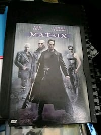 The Matrix DVD Clearwater, 33763
