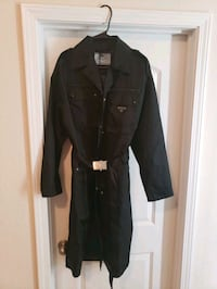 Prada Men's Sz40 Rain Coat