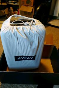 Away Carry-On Luggage - Black - Never Used or Unboxed