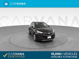 2018 Buick Encore suv Preferred Sport Utility 4D Black