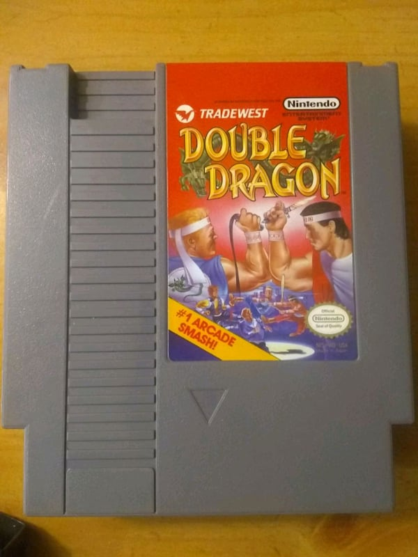 Double Dragon for Nintendo 83083876-7c10-4700-a00b-d8167e3f33d3