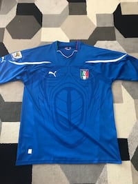 Italy National Team Jersey 2010